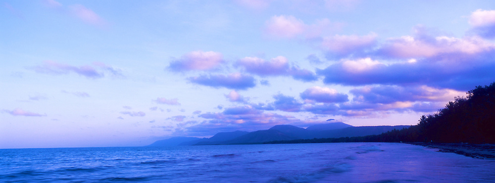 Dawn on Four Mile Beach at Port Douglas