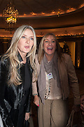 AMANDA WAKELEY; LIZ DOOGAN-HOBBS;; Natwest Everywoman awards reception. The Dorchester Hotel. London. 5 December 2012.