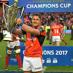 13,05,2017 Champions Cup Final match between Clermont Auvergne and Saracens