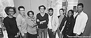 CA 2016 de Diversité Artistique Montréal DAM avec leur président à  3680, rue Jeanne-Mance, / Montreal / Canada / 2016-11-08, Photo © Marc Gibert / adecom.ca CA 2016 de Diversité Artistique Montréal DAM. Sur la photo, de gauche à droite : Wissam Yassine, Albert Kwan, Marie-Denise Douyon, Jérôme Pruneau (directeur général), Kym Dominique-Ferguson, Alysia Yip-Hoi, Margaret Archer et Henri Pardo. Absent-e-s sur la photo : Christophe Lemière et Erika Bergeron-Drolet. DAM   3680, rue Jeanne-Mance, / Montreal / Canada / 2016-11-08, Photo © Marc Gibert / adecom.ca