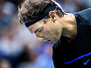 Rafael Nadal, 2016 U.S. Open, Arthur Ashe Stadium, Queens, New York.