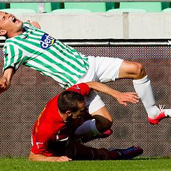 20120627: SLO, Football - Friendly match, NK Olimpija vs Crvena Zvezda