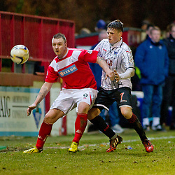 Brechin City v Dunfermline | Scottish League One | 3 March 2015