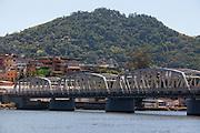 Vitoria_ES, Brasil...Ponte Florentino Avidos, conhecida como Cinco Pontes...Avidos Florentino Bridge, known as the Cinco Bridges...Foto: LEO DRUMOND / NITRO