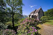Glenfinnan Kirk, Loch Shiel, Lochaber, N/W Highlands