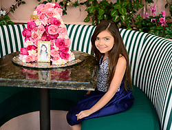 EXCLUSIVE: Farrah Abraham treats her daughter Sofia to a lavish day at the Beverly hills hotel getting her a suite to celebrate her 9th birthday. 19 Feb 2018 Pictured: Farrah Abraham. Photo credit: MEGA TheMegaAgency.com +1 888 505 6342