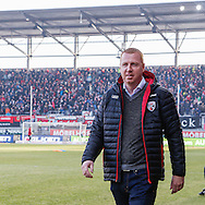 Maik Walpurgis, head coach of FC Ingolstadt 04 during the Bundesliga match at Audi Sportpark, Ingolstadt<br /> Picture by EXPA Pictures/Focus Images Ltd 07814482222<br /> 28/01/2017<br /> *** UK & IRELAND ONLY ***<br /> <br /> EXPA-EIB-170128-1288.jpg