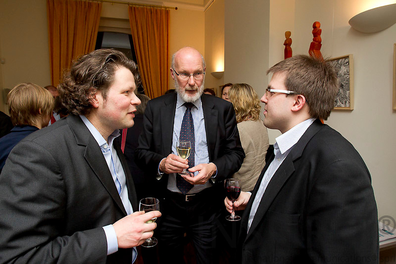 The Political Advisory Group of North Sea Supply Connect and Baltic Supply at South Denmark House in Brussels 15 March 2011. Photo: Erik Luntang / INSPIRIT Photo