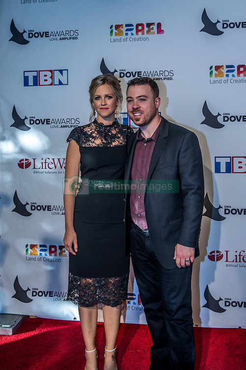 October 11, 2016 - Nashville, Tennessee, USA - Full Circle Music at the 47th Annual GMA Dove Awards  in Nashville, TN at Allen Arena on the campus of Lipscomb University.  The GMA Dove Awards is an awards show produced by the Gospel Music Association. (Credit Image: © Jason Walle via ZUMA Wire)