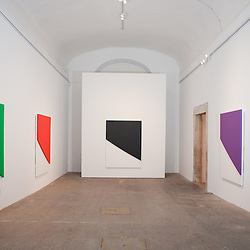 VILLA MEDICI - Jean Auguste Dominique INGRES & Ellsworth KELLY  exhibition