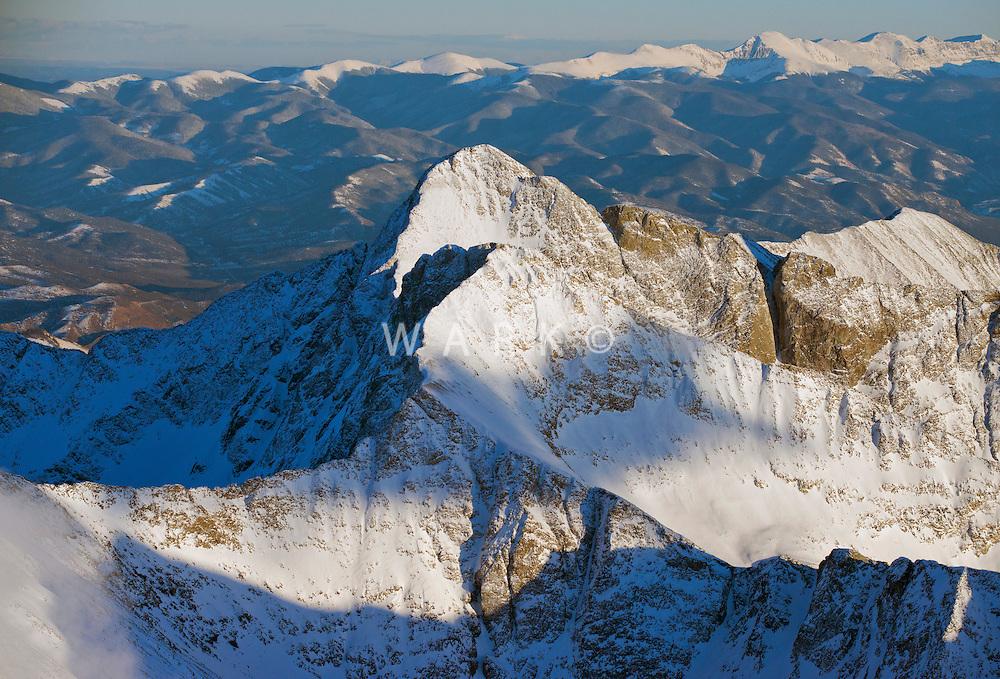 Mount Blanca, Colorado. Sangre de Cristo mountains. March 2014. 80970