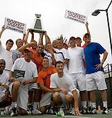 Boise St Tennis M WAC Champs 2007