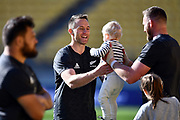 All Blacks Ben Smith seen during the All Blacks Captain's Run, Westpac Stadium, Wellington, Friday 14th September 2018. Copyright Photo: Raghavan Venugopal / © www.Photosport.nz 2018