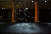 12th Biennale of Architecture. Arsenale. Installation by Olafur Eliasson.