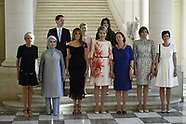 NATO 1st Ladies - 25 May 2017