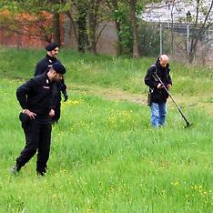 20120416 RICERCA ARMA DEL DELITTO OMICIDIO PALTRINIERI
