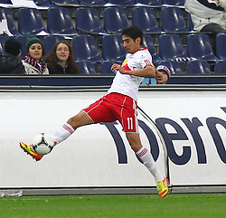 11.12.2011, Stadion, Salzburg, Red Bull Arena, AUT, 1. FBL, RB Salzburg vs FC Trenkwalder Admira Wacker, im Bild Gonzalo Zarate, (Red Bull Salzburg, #11) during the Austrian Bundesliga Match, RB Salzburg against FC Trenkwalder Admira Wacker, Stadium, Red Bull Arena near Salzburg, Austria on 2011-12-11, EXPA Pictures © 2011, PhotoCredit: EXPA/ S. Woldron
