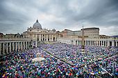 Easter Day, Urbi et Orbi pope blessing