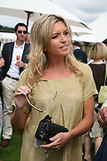 Tina Hobley, Cartier International Polo. Guards Polo Club. Windsor Great Park. 29 July 2007.  -DO NOT ARCHIVE-© Copyright Photograph by Dafydd Jones. 248 Clapham Rd. London SW9 0PZ. Tel 0207 820 0771. www.dafjones.com.