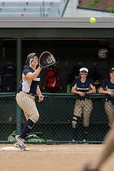 29 May 2017:   Ottawa Marquette Crusaders v Heyworth Hornets at IWU in Bloomington Illinois for the IHSA Class 1A Softball Sectional Championship.