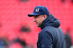 Bristol Rovers assistant manager Marcus Stewart - Mandatory by-line: Robbie Stephenson/JMP - 27/01/2018 - FOOTBALL - The Keepmoat Stadium - Doncaster, England - Doncaster Rovers v Bristol Rovers - Sky Bet League One