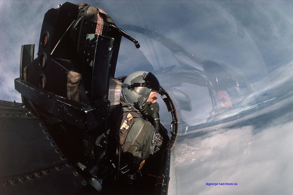 """F-15 pilot Bob """"Doc"""" Lemoine.  Released."""