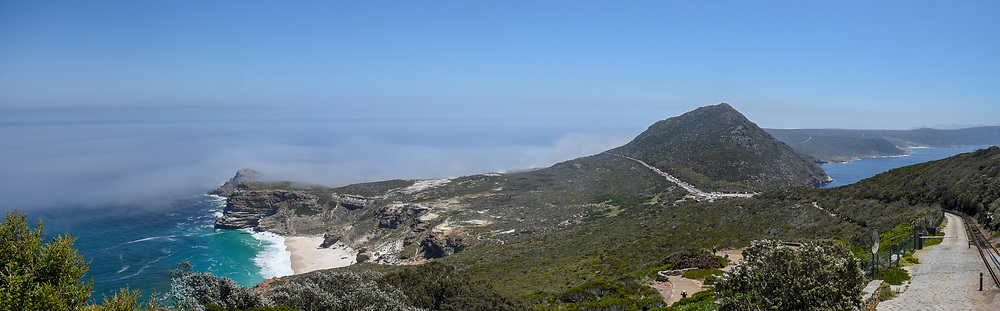 Garden Route Panorama, Cape, South Africa