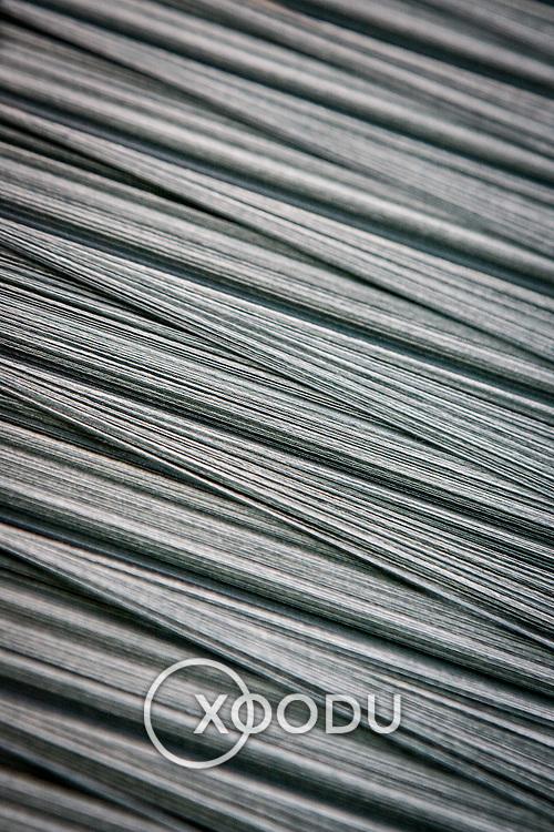 Macro closeup detail of fine silk thread (Siem Reap, Cambodia - Oct. 2008) (Image ID: 081023-1003032a)