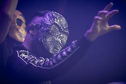 July 1, 2018 - Burgos, Spain - Djs Grotesque Club performs during concert in Burgos, Spain onJuly 01, 2018. (Credit Image: © Coolmedia/NurPhoto via ZUMA Press)