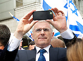 Israel Rally 20th July 2014