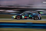 January 24-27, 2019. IMSA Weathertech Series ROLEX Daytona 24. #86 Meyer Shank Racing w/ Curb-Agajanian Acura NSX GT3, GTD: Mario Farnbacher, Trent Hindman, Justin Marks, AJ Allmendinger