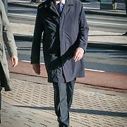 NLD/Amsterdam/20181027 - Herdenkingsdienst Wim Kok, Geert Dales