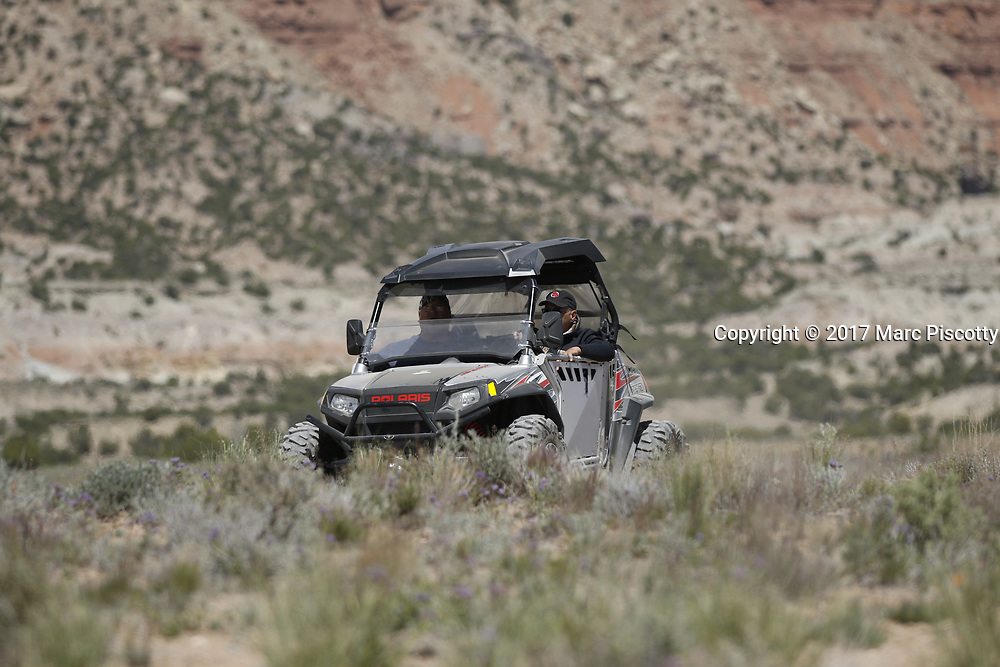 SHOT 5/20/17 1:42:31 PM - Emery County is a county located in the U.S. state of Utah. As of the 2010 census, the population of the entire county was about 11,000. Includes images of mountain biking, agriculture, geography and Goblin Valley State Park. (Photo by Marc Piscotty / © 2017)