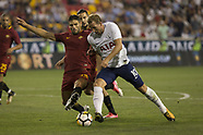 Tottenham Hotspurs vs AS Roma 26 July 2017