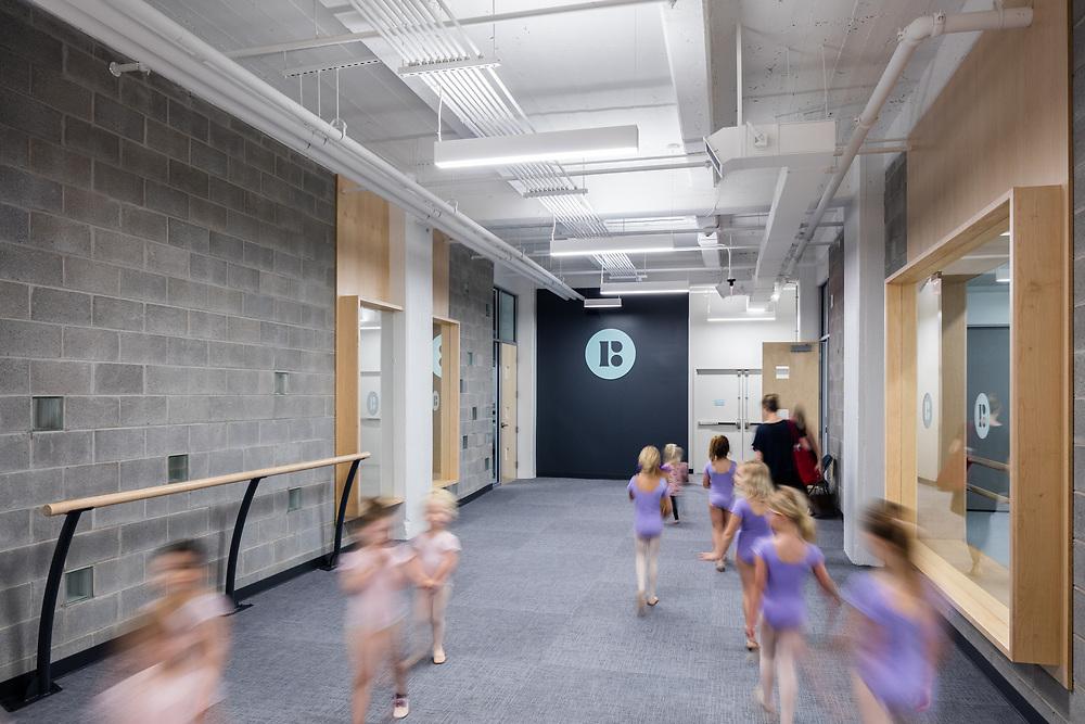 Richmond Ballet | 3north Architects| Richmond, Virginia