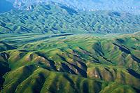 Kirghizistan, province de Naryn, paysage dans la région de Naryn// Kyrgyzstan, Naryn province, landscape in the region of Naryn