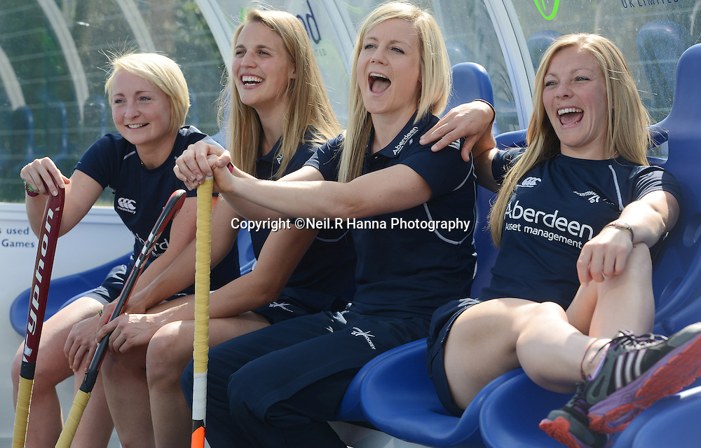 Scottish Hockey and Aberdeen Asset Management Photography<br /> National Hockey Centre, Glasgow<br /> Pictures by  Neil Hanna  - mobile 07702246823