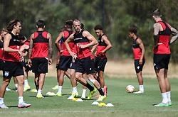 Bristol City players train  - Photo mandatory by-line: Joe Meredith/JMP - Mobile: 07966 386802 - 16/07/2015 - SPORT - Football - Albufeira -  - Pre-Season Training