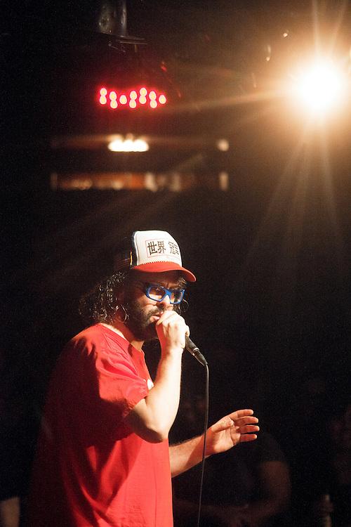 Judah Friedlander - Whiplash - July 30, 2012 - UCB Theater