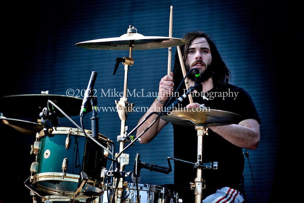 Saturday, May 19, 2012. Asbury Park, New Jersey..Never Shout Never perform on the Main Stage during the 2012 Bamboozle festival in Asbury Park, New Jersey..©2012 Mike McLaughlin / www.mikemclaughlin.com.All Rights Reserved