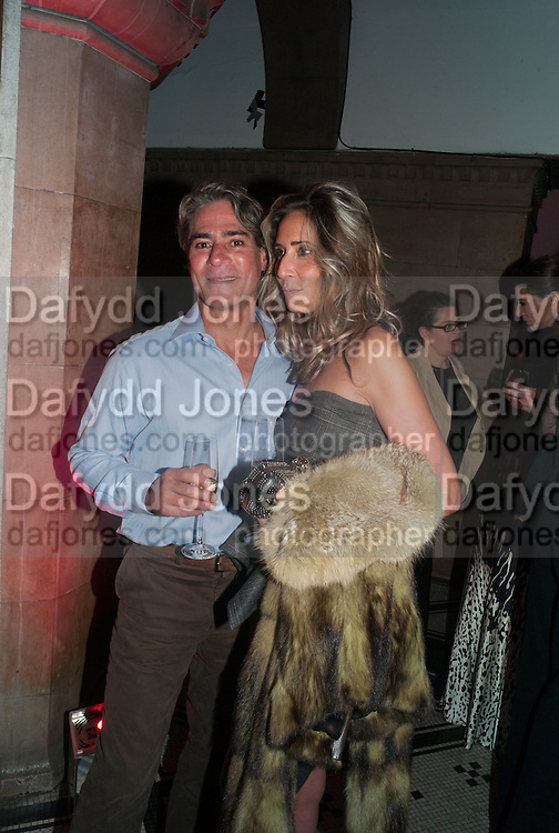 Pedro Santiago; Tara Bernerd, DINNER TO CELEBRATE THE ARTISTS OF FRIEZE PROJECTS AND THE EMDASH AWARD 2012 hosted by ANDREA DIBELIUS founder EMDASH FOUNDATION, AMANDA SHARP and MATTHEW SLOTOVER founders FRIEZE. THE FORMER CENTRAL ST MARTIN'S SCHOOL OF ART AND DESIGN, SOUTHAMPTON ROW, LONDON WC1. 11 October 2012