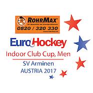 2017 EuroHockey Indoor Club Cup Men