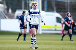 Lucy Atwood of Bristol Bears Women - Mandatory by-line: Robbie Stephenson/JMP - 01/12/2019 - RUGBY - Sixways Stadium - Worcester, England - Worcester Warriors Women v Bristol Bears Women - Tyrrells Premier 15s
