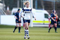 Lucy Atwood of Bristol Bears Women - Mandatory by-line: Robbie Stephenson/JMP - 01/12/2019 - RUGBY - Sixways Stadium - Worcester, England - Worcester Warriors Women v Bristol Bears Women - Tyrrells Premier 15s
