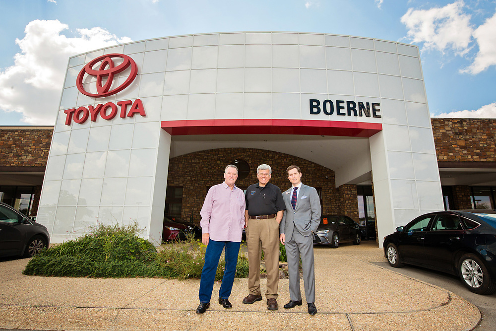 Sep 30, 2015; San Antonio, TX, USA; Business Headshot photography at the Toyota of Boerne.