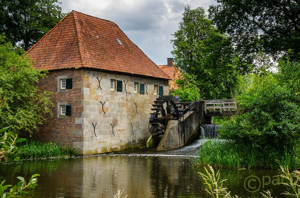 Mallumse molen bij Eibergen, the Netherlands