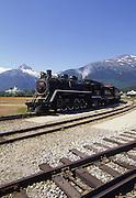 White Pass Railway, Skagway, Alaska<br />