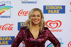 12.04.2019, Europa Park, Rust, GER, Radio Regenbogen Award 2019, im Bild Laudatorin Ruth Moschner // during the Radio Rainbow Award at the Europa Park in Rust, Germany on 2019/04/12. EXPA Pictures © 2019, PhotoCredit: EXPA/ Eibner-Pressefoto/ Joachim Hahne<br /> <br /> *****ATTENTION - OUT of GER*****