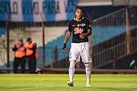 AVELLANEDA, BUENOS AIRES, ARGENTINA - 2017 NOVEMBER 01. Club Libertad (4) Paulo Cesar Da Silva during the Copa Sudamericana quarter-finals 2nd leg match between Racing Club de Avellaneda and Club Libertad at Estadio Juan Domingo Perón,  <br /> ( Photo by Sebastian Frej )