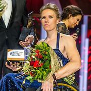 NLD/Amsterdam/20161221 - NOC*NSF Sportgala 2016, Esther Vergeer